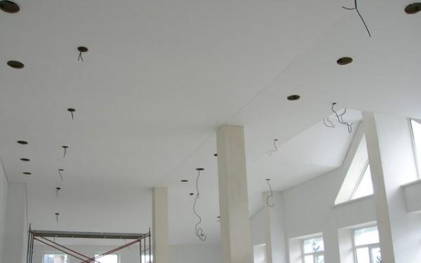 Матовые натяжные потолки в Астрахани - РСС Элит