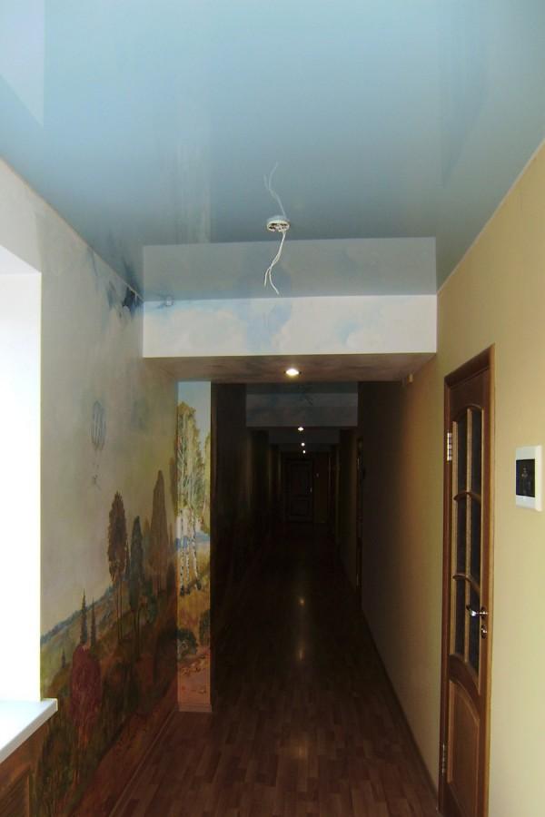 Натяжные потолки в прихожей в Астрахани - РСС Элит