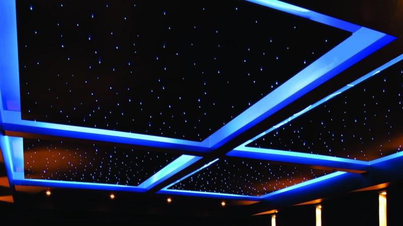 Парящие натяжные потолки в Астрахани - РСС Элит