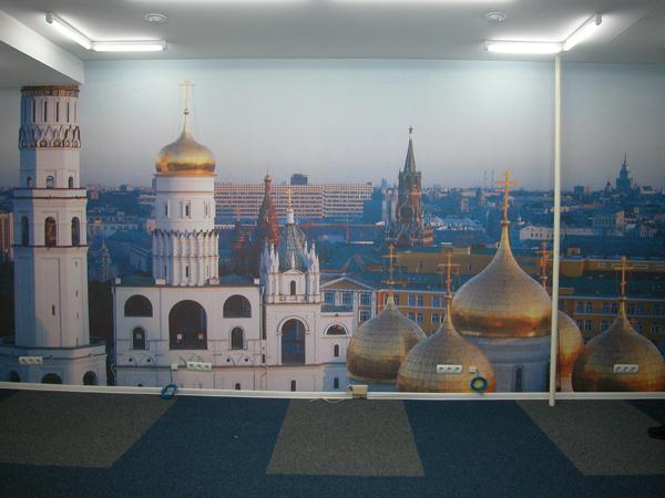 Натяжные потолки с фотопечатью в Астрахани - РСС Элит