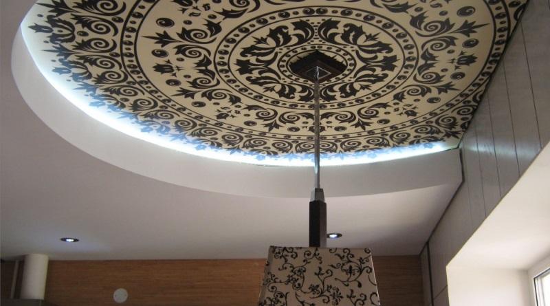 Тканевые натяжные потолки в Астрахани - РСС Элит