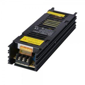 Блок питания 200W, 12V, IP20 Black