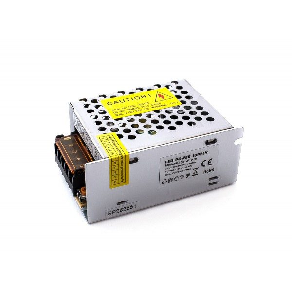 Блок питания 36W, 12V, IP20 Premium
