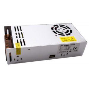 Блок питания 400W, 12V, IP20 Premium
