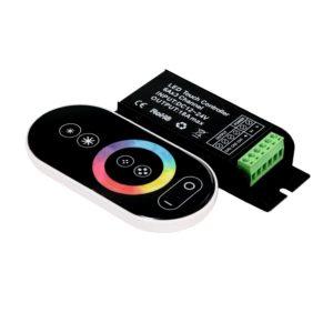 Контроллер RGB DIODTRADE с пультом N7-T2H черный 216W