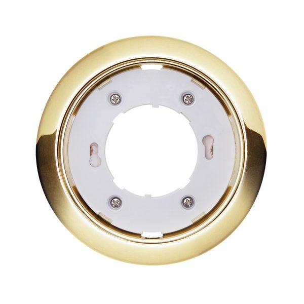 Светильник GX53 R75 золото