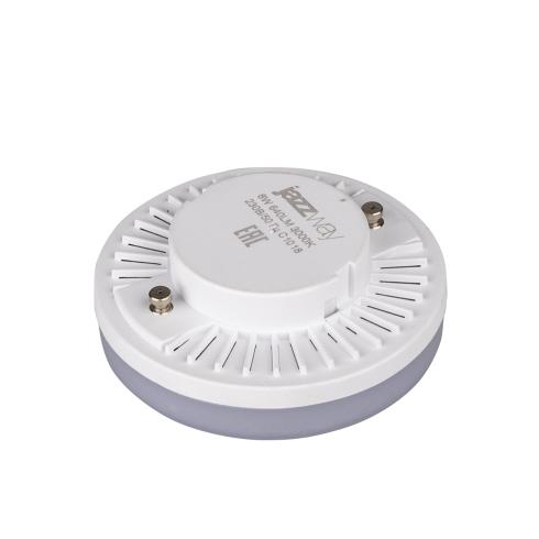 Светодиодная лампа LED 8Вт GX53 холодный белый