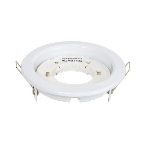 Светильник DIODTRADE GX53 H4 белый