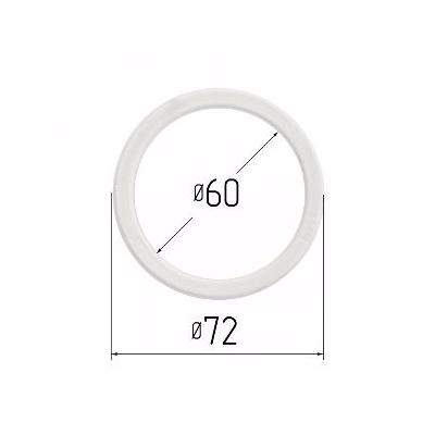 Протекторное кольцо для светильника d60