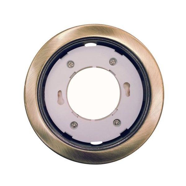 Светильник GX53 R75 бронза